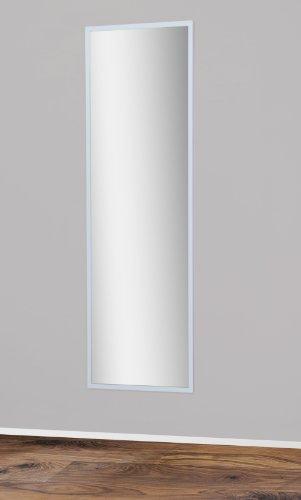 5136 1 spiegel 175x55cm rueckwand weiss - 5136-1 - Spiegel 175x55cm / Rückwand weiß
