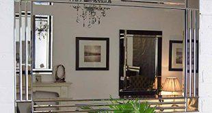Cottonage Wandspiegel venezianisch abgeschraegt 100 x 70 cm silberfarben 310x165 - Cottonage Wandspiegel, venezianisch, abgeschrägt, 100 x 70 cm, silberfarben